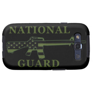 National Guard Samsung Galaxy S(T-Mobile Vibrant) Samsung Galaxy SIII Case