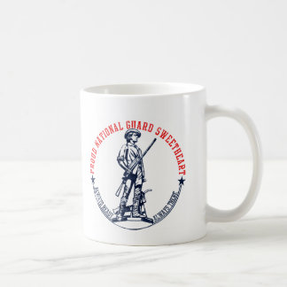 National Guard Sweetheart T-Shirts and Gifts Classic White Coffee Mug