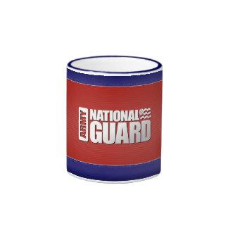 national_guard tazas de café