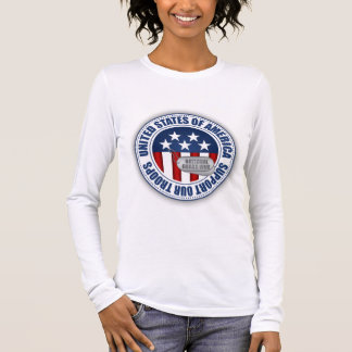 National Guard Wife Long Sleeve T-Shirt
