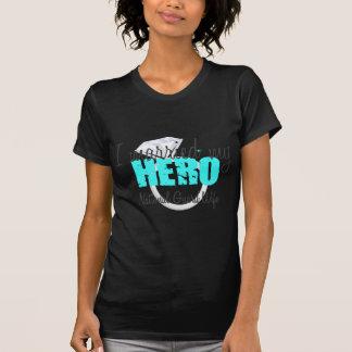 National Guard Wife Married Hero T-Shirt