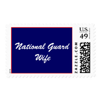 National Guard Wife Stamps