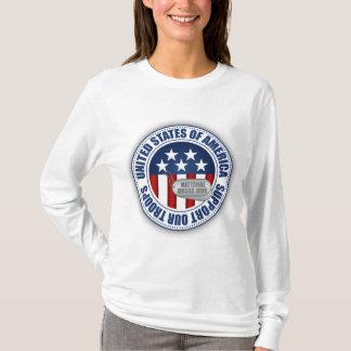 National Guard Wife T-Shirt