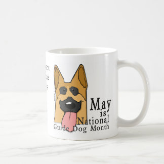 National Guide Dog Month Coffee Mugs