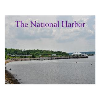 National Harbor Postcard