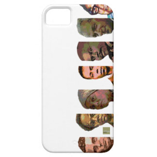 National Heroes iPhone SE/5/5s Case