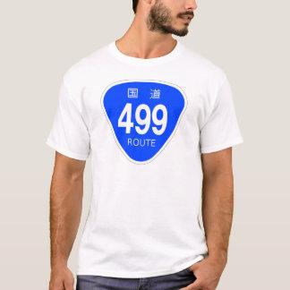 National highway 499 line - national highway sign T-Shirt