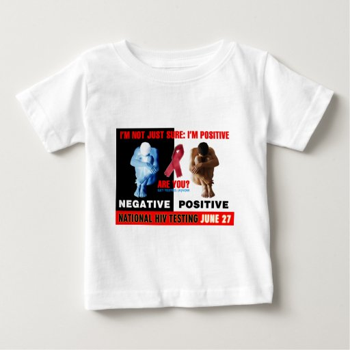 National HIV Testing Day Baby T-Shirt