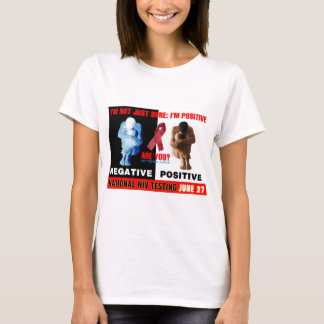 National HIV Testing Day T-Shirt