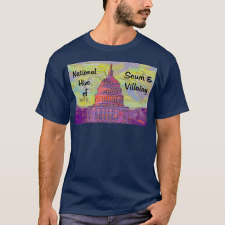 National Hive of Scum and Villainy T-Shirt