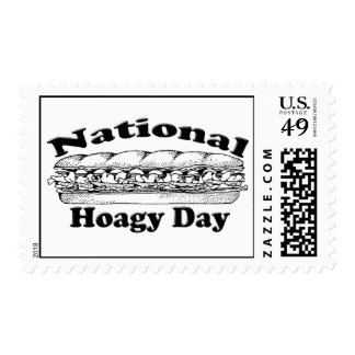 National Hoagie Day Postage
