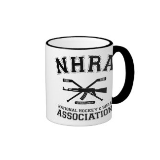 National Hockey and Rifle Association Mug