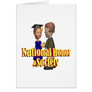 National Honor Society Greeting Cards