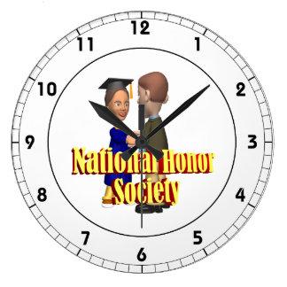 National Honor Society Clock
