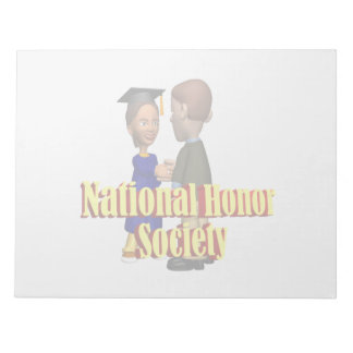 National Honor Society Scratch Pad