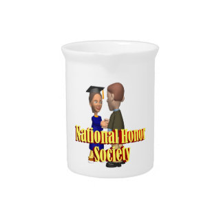 National Honor Society Drink Pitchers