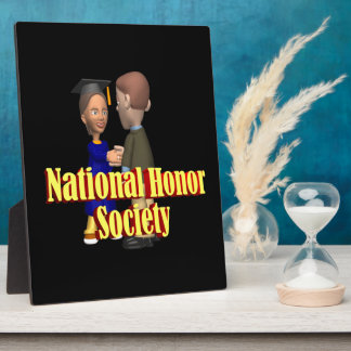 National Honor Society Plaques