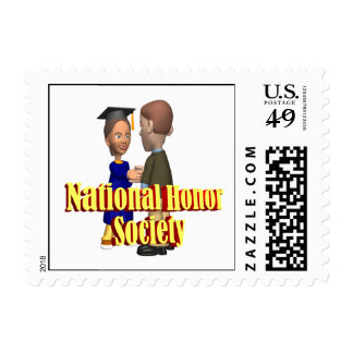 National Honor Society Stamps