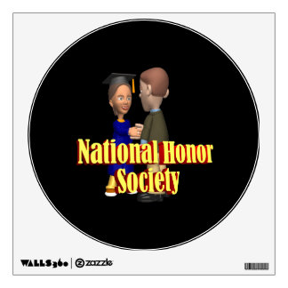 National Honor Society Wall Graphic