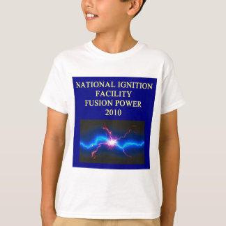 national ignition facility T-Shirt