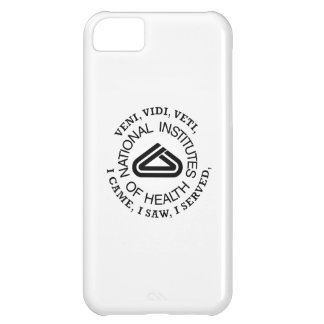 National Institute of Health VVV Shield Case For iPhone 5C