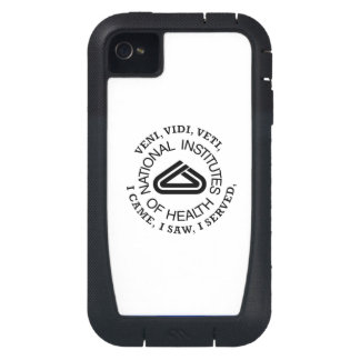 National Institute of Health VVV Shield iPhone4 Case