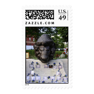 National Law Enforcement Officers Memorial stamps