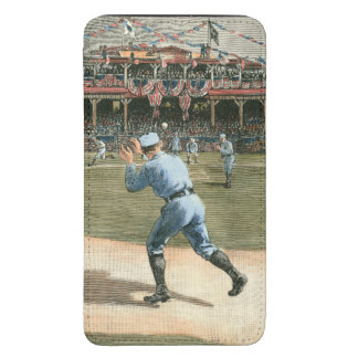 National League Baseball Game 1886 Galaxy S5 Pouch