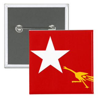 National League For Democracy, Myanmar flag Buttons