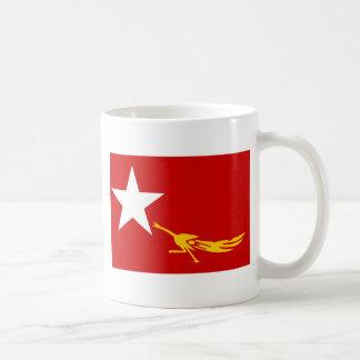 National League For Democracy, Myanmar flag Coffee Mug
