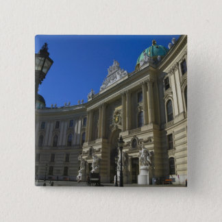 National Library, Hofburg (Imperial Palace) Button