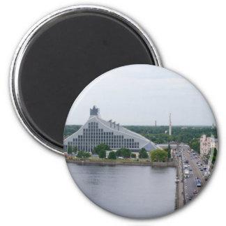National Library of Latvia, Riga Magnet