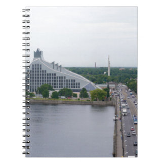 National Library of Latvia, Riga Note Book
