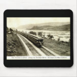 National Limited Baltimore & Ohio Railroad c1920s Mousepad