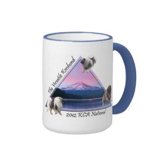 National Logo Ringer Mug