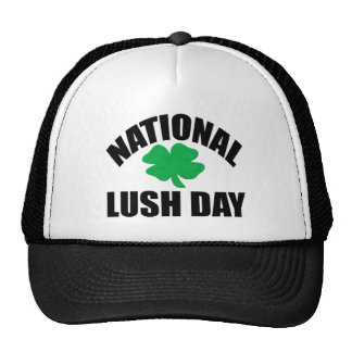 National Lush Day Trucker Hat