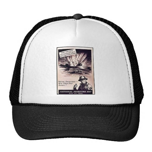 National Maritime Day Hat