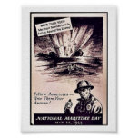 National Maritime Day Print