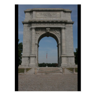 National Memorial Arch Postcard