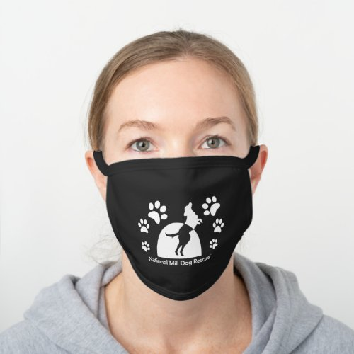 National Mill Dog Rescue Protective Face Mask
