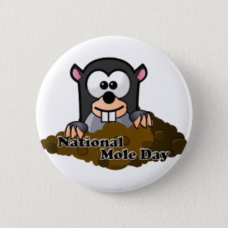 National Mole Day Button