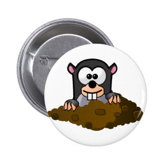 National Mole Day 2 Inch Round Button