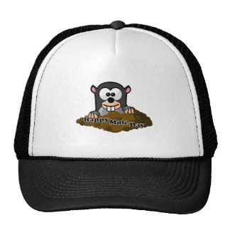 National Mole Day Mesh Hat