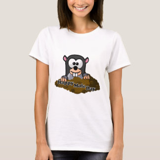National Mole Day T-Shirt