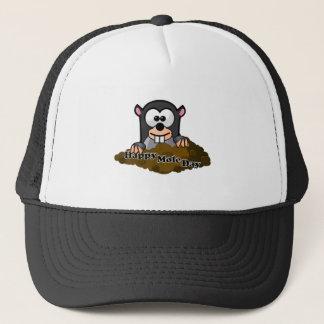 National Mole Day Trucker Hat