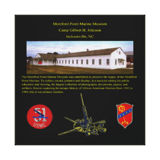 NATIONAL MONTFORD POINT MARINES MUSEUM CANVAS PRINTS