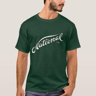National Motor Vehicle Company script emblem T-Shirt