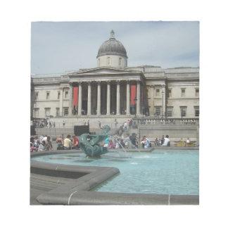 National Museum - Trafalgar Square Scratch Pad