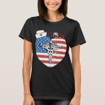 national nurse cancer  t-shirts