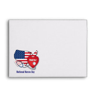 National Nurses Day Envelopes
